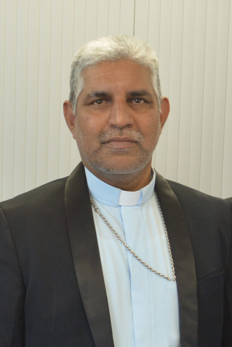Bishop Nazarene Soosai of Kottar Diocese, southern India