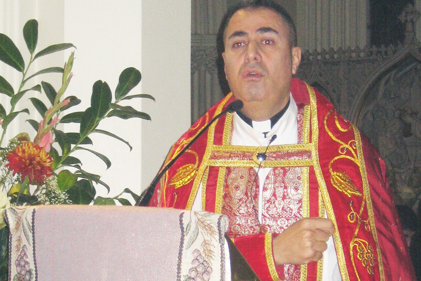 Archbishop Nizar Semaan of Mosul