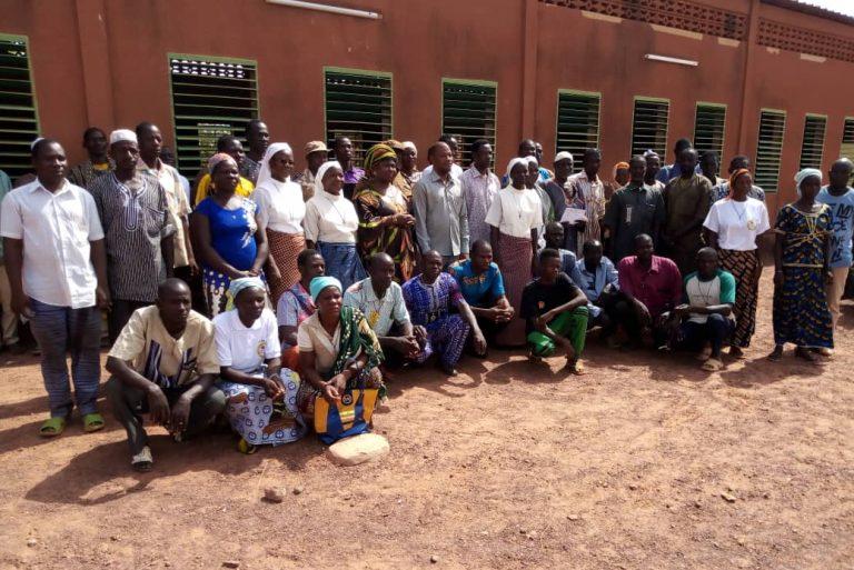 Displaced Christians in Titao, Burkina Faso