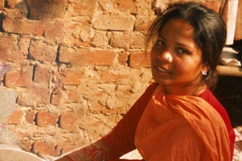 Asia Bibi (© British Pakistani Christian Association)