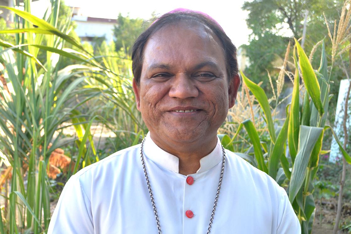 Bishop Samson Shukardin © Aid to the Church in Need