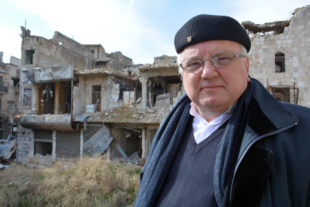 Image: Father Andrzej Halemba (Credit: Aid to the Church in Need)