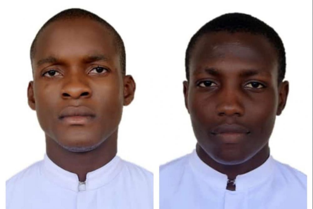 Two of the abducted seminarians