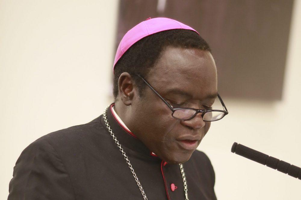 Bishop Matthew Kukah of Sokoto, Nigeria (Credit: Aid to the Church in Need)