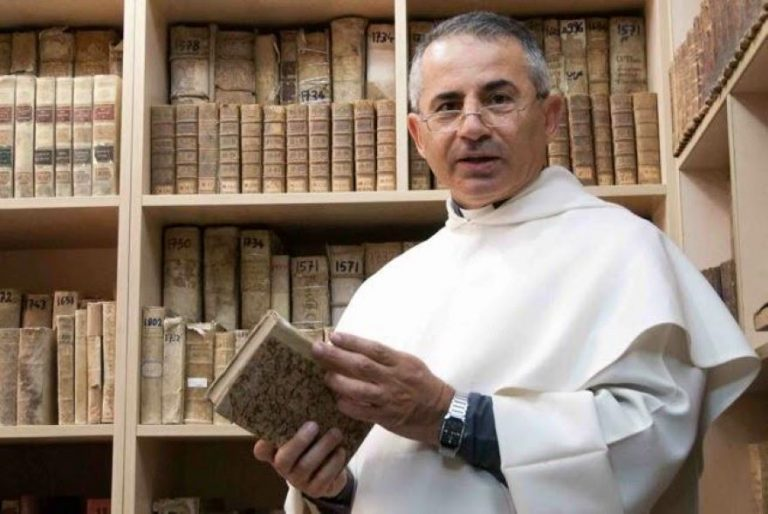 Chaldean Catholic Archbishop Najeeb Michaeel Moussa of Mosul (© Aid to the Church in Need)