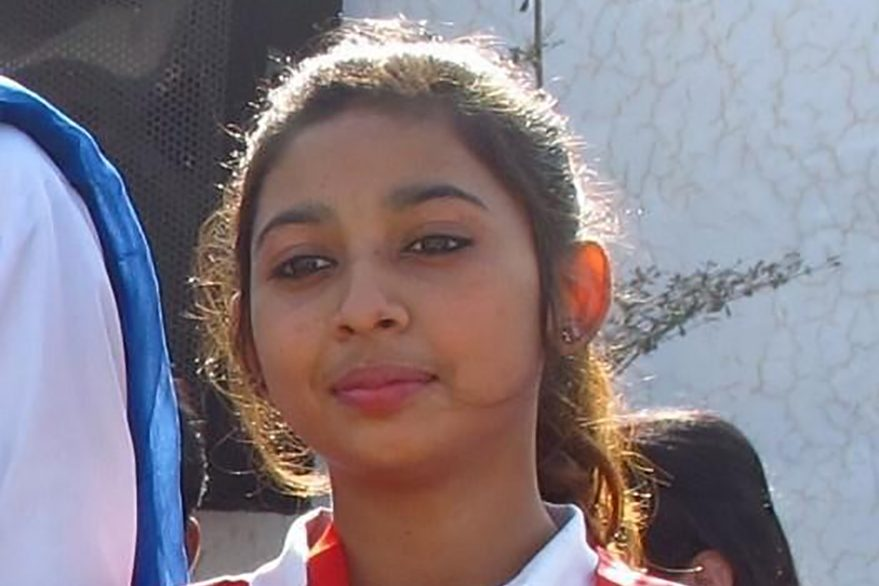 With archive image of Maira Shahbaz © Aid to the Church in Need