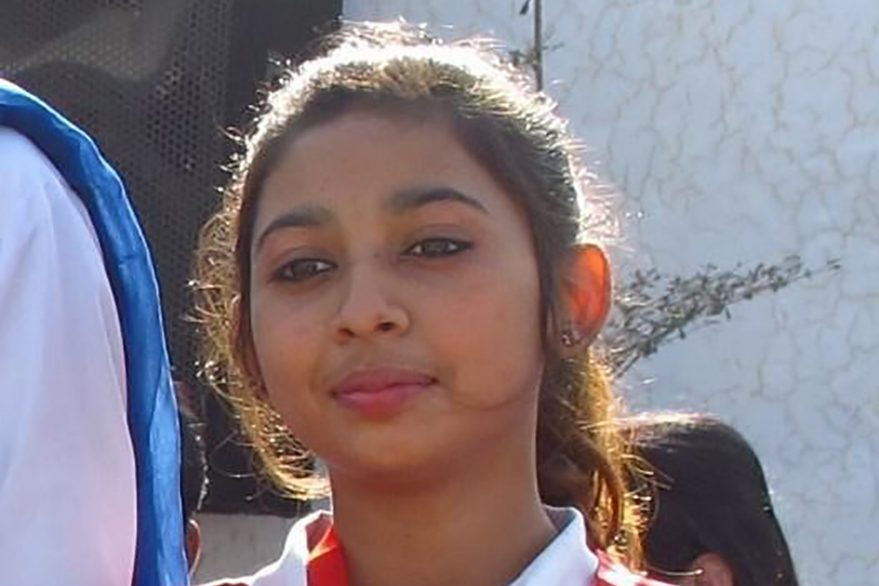 With archive image of Maira Shahbaz (© Aid to the Church in Need )