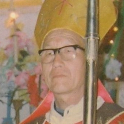 Bishop James Su Zhimin