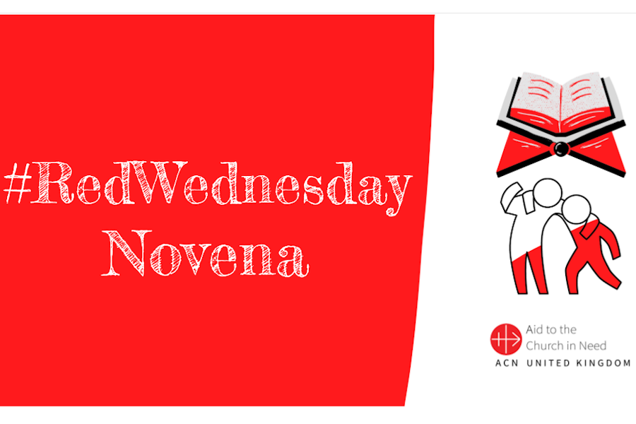#RedWednesday NovenaNovena (PDFs[gallery size=