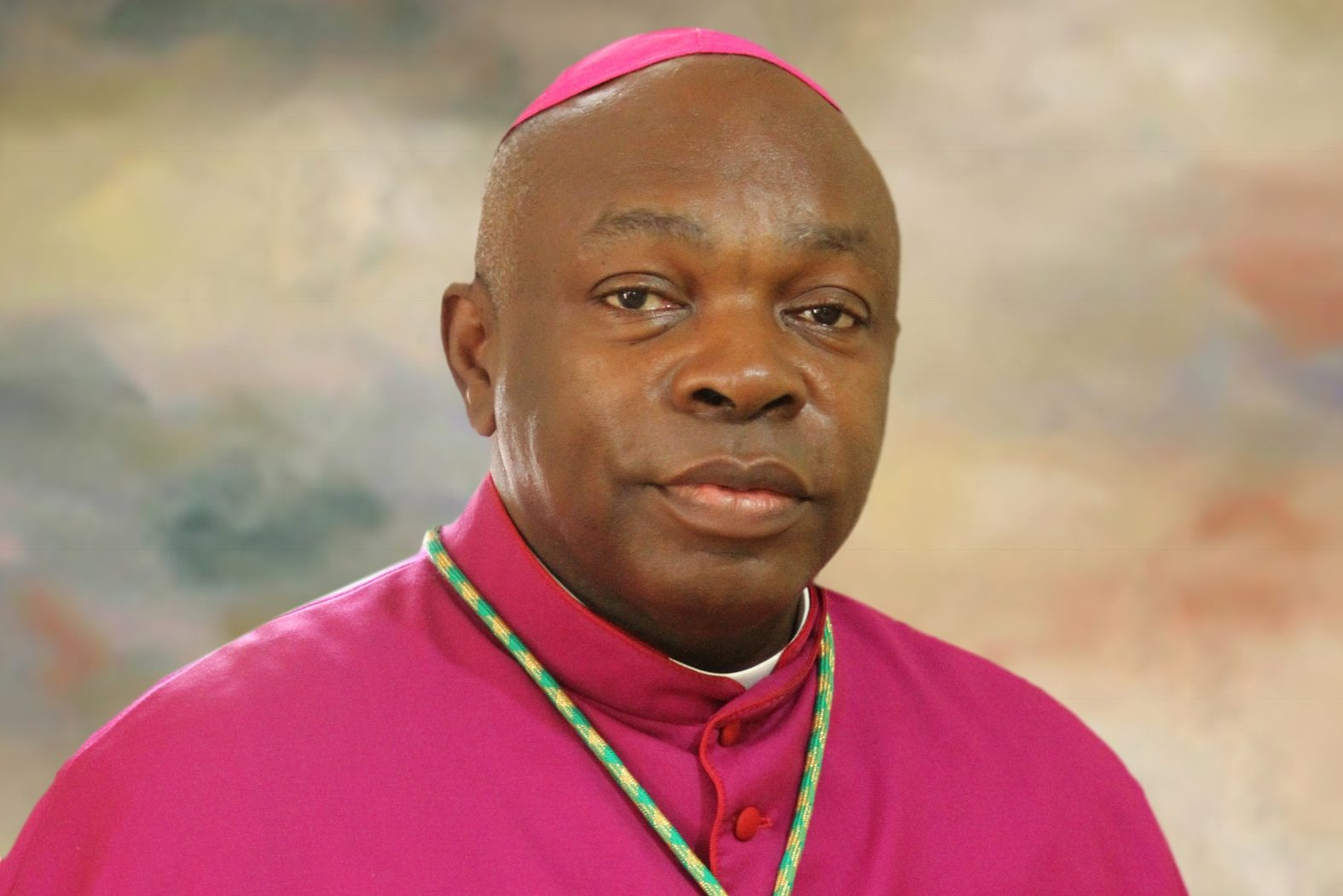 With image of Archbishop Obiora Akubeze of Benin (© Aid to the Church in Need).