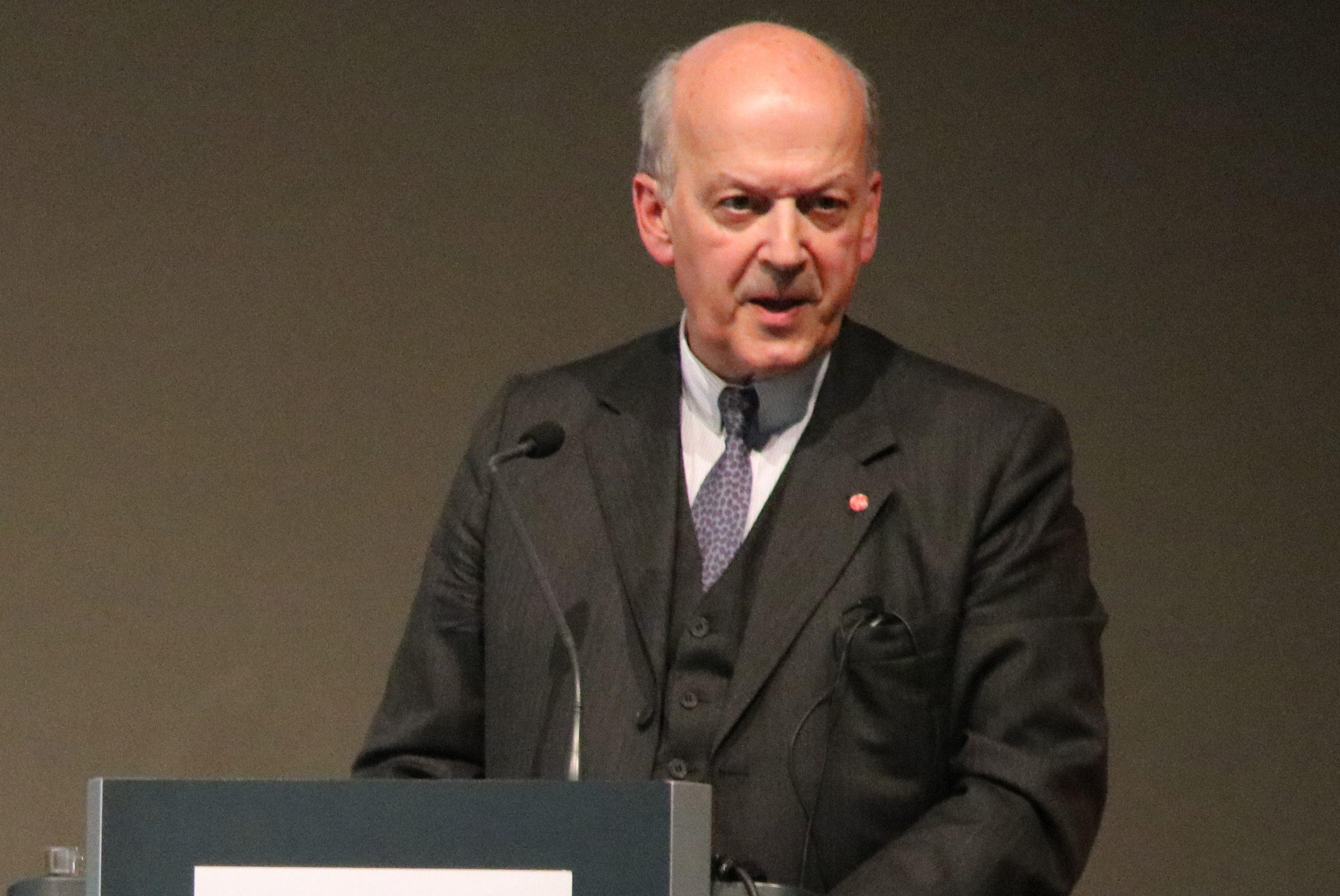 Dr Thomas Heine-Geldern, international executive president of Aid to the Church in Need
