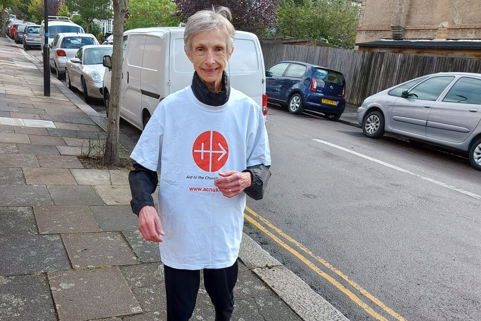 With image of Annie Martin (Credit: Aid to the Church in Need)
