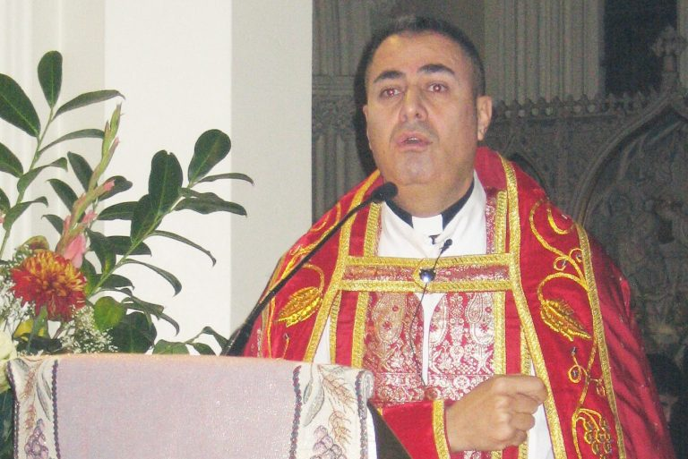 Syriac Catholic Archbishop Nizar Semaan of Hadiab-Erbil