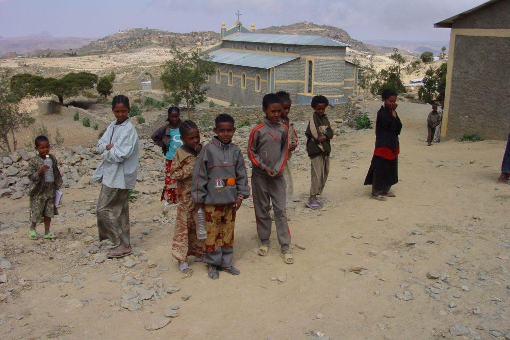 The Tigray region of Ethiopia