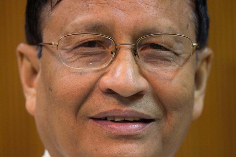 Cardinal Charles Maung Bo, Archbishop of Yangon (Rangoon) © ACN/Magdalena Wolnik