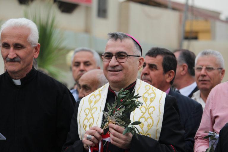 Archbishop Bashar Warda (© Aid to the Church in Need)