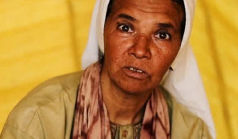 With image of Sister Gloria Narváez Argoti (© Aid to the Church in Need)